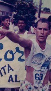 Fumalón debe su nombre al destacado atleta riosanjuanero Mariano Alonso, asesinado en medio de un asalto en su vivienda hace 9 años.