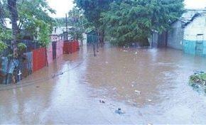 Alerta verde en provincias María Trinidad Sánchez y Duarte por inundaciones