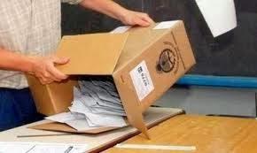 Suspenden votaciones del PRD en Nagua; roban urnas en dos centros de votaciones