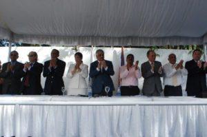 Dirección del Partido Revolucionario Dominicano (PRD). (Fuente Externa)
