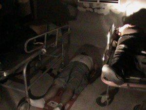 Los cuerpos de los fallecidos se encuentran depositados en la morgue del hospital Desiderio Acosta de Río San Juan.