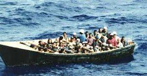 Detienen 12 personas en Río San Juan viajarían en yola a Puerto Rico