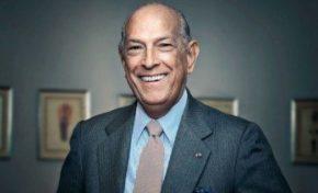 Abriràn en Nueva York libro de condolencias por muerte de Oscar de la Renta