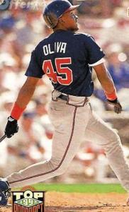 José Oliva (La Liguita) falleció la madrugada del 22 de diciembre de 1995. Era considerado entre los 100 mejores prospectos de las Grandes Ligas.