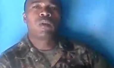 """Teniente del Ejército denuncia abusos y bajos salarios; acusa superiores de cogerse sueldos de """"especialismo"""""""