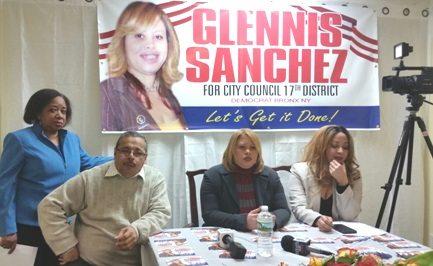 Activista comunitaria dominicana lanza precandidatura concejal por El Bronx
