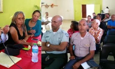 Conforman consejo de desarrollo del municipio de Río San Juan