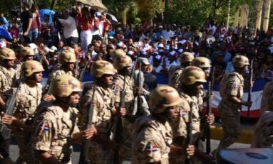 Desfile: Rinden tributo a mártires por 173 aniversario de la gran gesta del 19 de Marzo