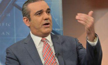 Abinader: Sin voluntad para frenar corrupción no se reducirá pobreza
