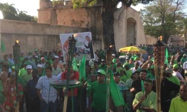 Marcha Verde advierte pueblo es consciente burla de Gobierno en caso Odebrecht