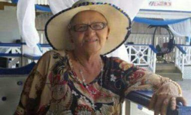 Muere en Río San Juan la conocida munícipe María Sarnelly
