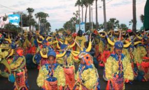 Jurado Carnaval Santo Domingo declara personajes y comparsas ganadores en 11 categorías