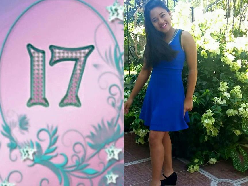 La joven artista riosanjuanera Dariana Corniel cumple 17 años y hay que celebrar