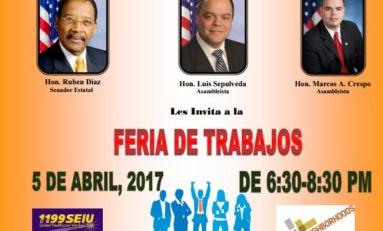 Realizarán feria de empleos para hispanos en condado de El Bronx