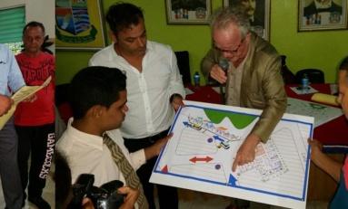 Continúan en el cabildo de Río San Juan los trabajos del plan estratégico de desarrollo municipal