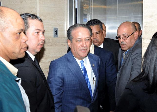 Presidente del Senado niega cualquier vinculación con Odebrecht; desmiente a Felucho Jiménez