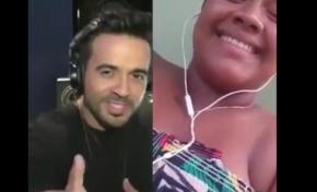 Joven nagüera revienta la red social Facebook con su video a dúo con Luis Fonsi en el tema Despacito