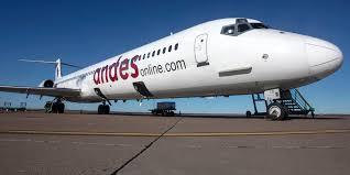 Andes Líneas Aéreas y Bahía Príncipe Hoteles lanzan nuevo vuelo Buenos Aires -Samaná