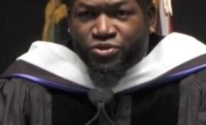 David Ortiz, declarado doctor 'honoris causa'