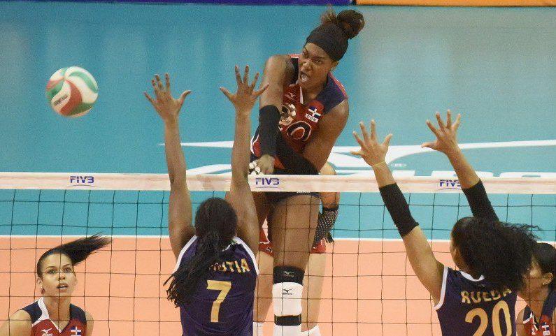 RD avanza invicta a serie semifinal Copa Panamericana de Voleibol