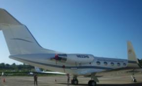 Nadie reclama avión que atribuían al senador Félix Bautista