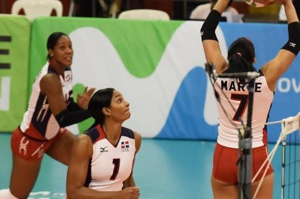 Reinas del Caribe ganan medalla de plata en Copa Panamericana