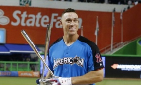 Aaron Judge supera a Miguel Sanó y se corona campeón del Home Run Derby