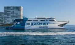 Empresa española busca establecer nueva ruta de ferries entre República Dominicana-Puerto Rico