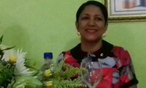 Carmen Dolores Amparo es la nueva presidenta del Club de Leones de Río San Juan