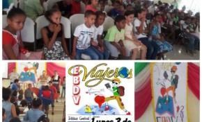 "Inicia en RSJ tradicional semana de escuela Bíblica de verano ""EBDV 2017"""