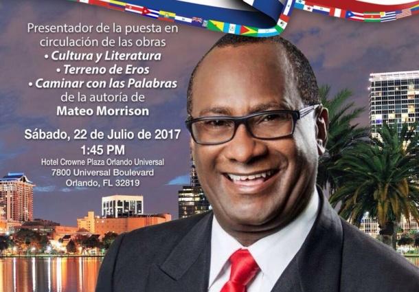 UASD participa en V feria internacional del libro dominico-hispana en Florida