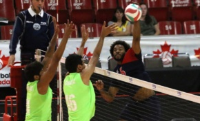 República Dominicana derrota a México y avanza a los playoffs Panam de Voleibol