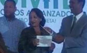 Plan Nacional Quisqueya Aprende Contigo reconoce municipio de Río San Juan