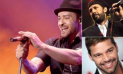 Justin Timberlake, Juan Luis Guerra y Ricky Martin, entre los que participarán en Festival Presidente
