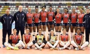 Voleibol RD va este viernes ante Rusia en inicio segunda ronda
