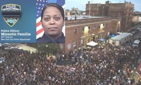 Velarán policía dominicana asesinada este lunes en iglesia Bronx y el martes la seputarán