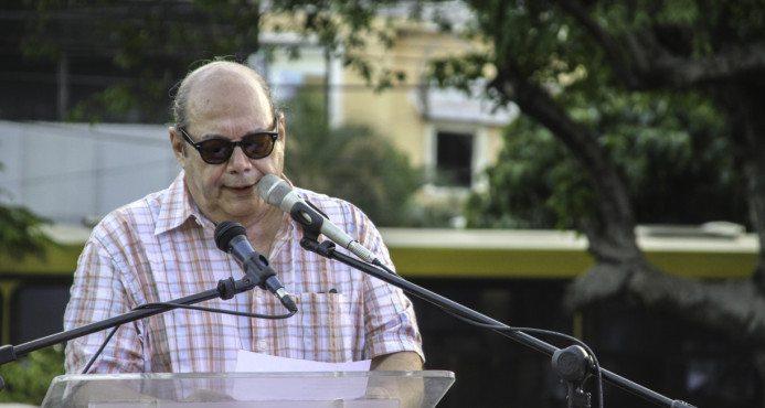 Víctor Víctor dice Cholo Brenes le confesó que fueron los nuevos de Cultura quienes le quitaron la pensión