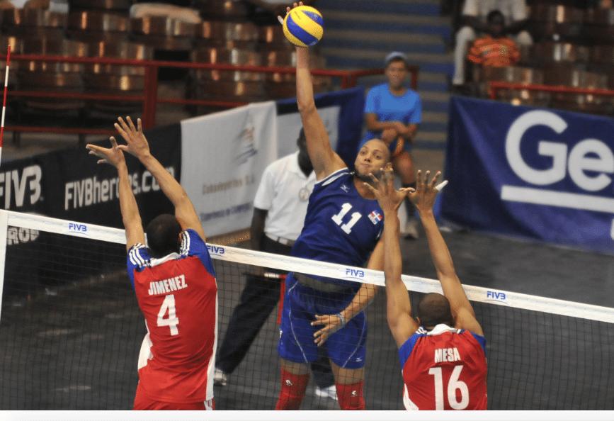 Cuba derrota a Dominicana en inicio Copa Panamericana de Voleibol Masculino en Canadá