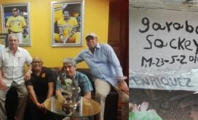 A pedido de Luis Hernández, Las Aguilas Cibaeñas construirán un nicho decente para restos de Garabato Sackey