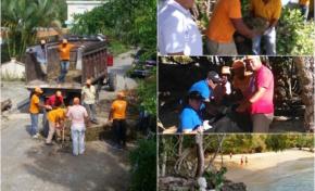 Quisqueya Limpia: Realizan jornada de limpieza en playas de Río San Juan