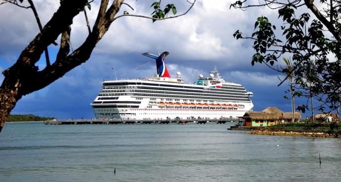 Suspenden llegadas de cruceros a Puerto Plata por el huracán