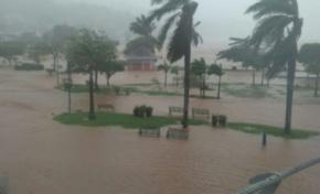 María dejó daños a su paso por las zonas norte y este del país