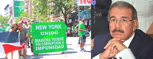 Piquetearán presidente Medina cuando venga asamblea ONU
