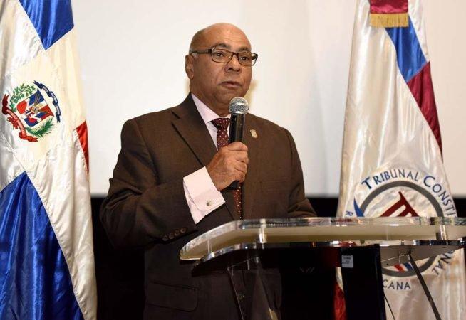 Eligen al TC miembro de Conferencia Mundial de Justicia y Derecho Constitucional