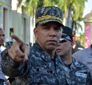 PN investiga asalto a general Rommel López  y su familia en su casa