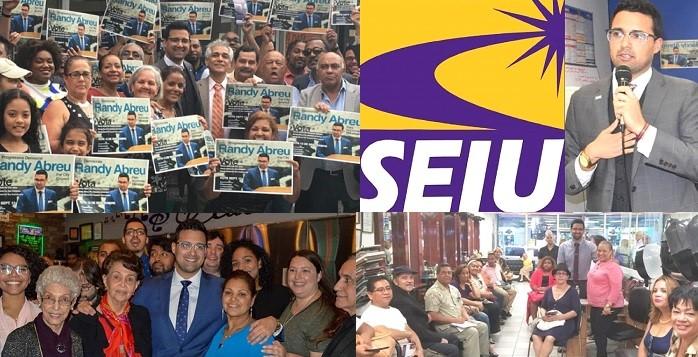 Sectores Bronx llaman votar primarias demócratas por Randy Abreu