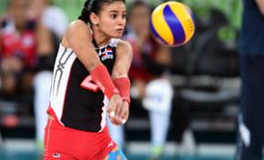 RD vence a Egipto en inicio de torneo mundial de voleibol sub-23