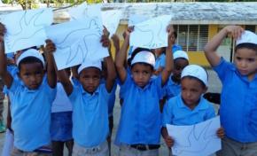 Escuela vespertina Antorcha del Futuro inicia programa cultural