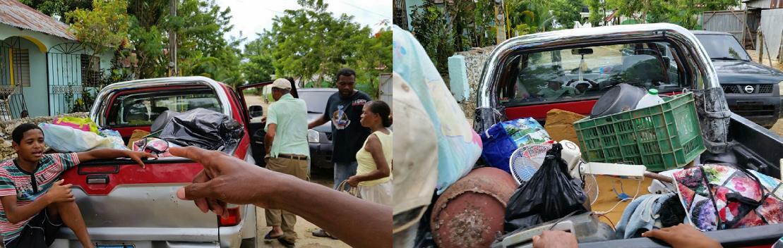El COE inicia evacuación de varios sectores vulnerables en Río San Juan; alcalde Alonzo pide comedimiento y orar para que Irma no cause mucho daño