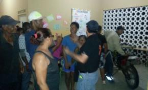 Evacuaciones preventivas en Río San Juan ante paso de María; reportan fuertes ráfagas y aumento oleaje